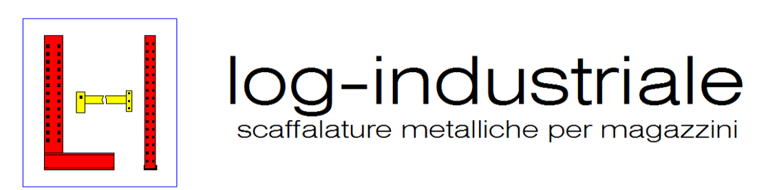 Scaffalature metalliche industriali, nuove – usate